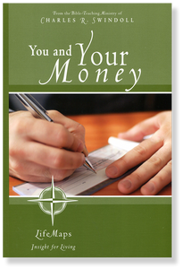 Life Maps 7: You and Your Money.  Paperback Book