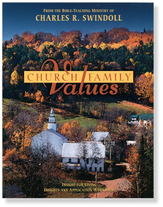 Church Family Values Workbook