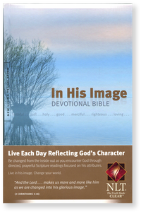 In His Image Devotional Bible.  Hardback Book