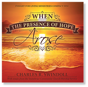 Easter Message: When the Presence of Hope Arose.  1 CD