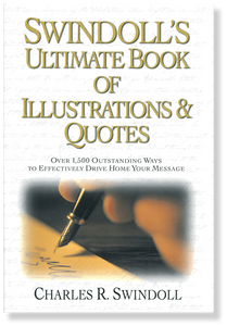 Swindoll's Ultimate Book of Illustrations & Quotes.  Hardback Book