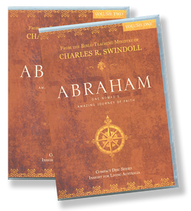 Abraham: One Nomad's Amazing Journey of Faith.    22 Message Series