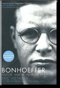 Bonhoeffer: Pastor, Martyr, Prophet, Spy.  Paperback Book