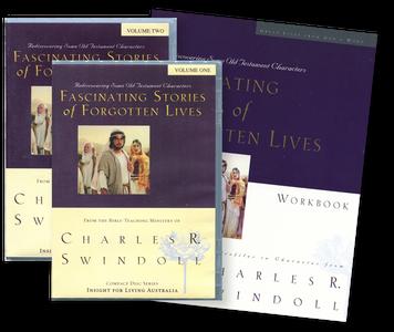 Fascinating Stories of Forgotten Lives.   14 CD Series & Workbook