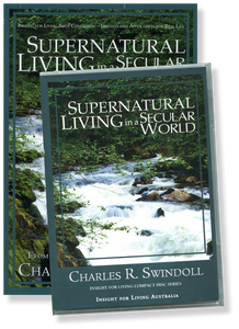 Supernatural Living in a Secular World - 5 CD Series & Bible Companion