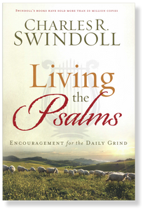 Living the Psalms.  Paperback Book