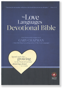 The Love Languages Devotional Bible.  HB