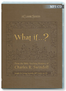What If ...?  12 MP3 on CD Series