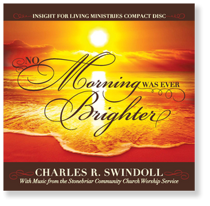 Easter Message: No Morning Was Ever Brighter.  1 CD