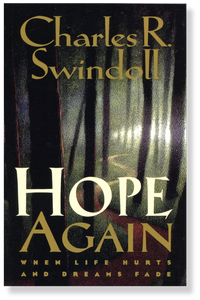 Hope Again: When Life Hurts and Dreams Fade.  Paperback Book