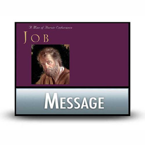 Job.  22  What Job Teaches Us About God.   MP3 Download