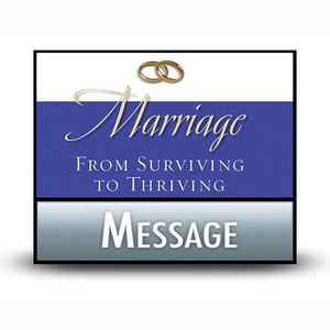Marriage: From Surviving to Thriving.  02 Getting Back on Target.  MP3 Download