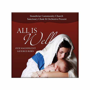 All Is Well: Our Magnificent Saviour is Born.  SCC Christmas Concert.  1 MP3 Download