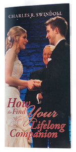 How To Find Your Lifelong Companion.  Booklet
