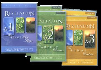 Revelation.  Acts 1-3.  40 CD Set