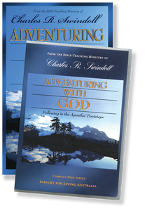 Adventuring with God.  6 CD Series & Study Guide