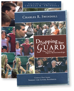 Dropping Your Guard.   12 CD Series & Workbook