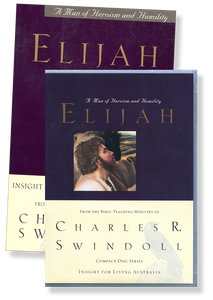 Elijah: A Man of Heroism and Humility.  10 CD Series & Study Guide