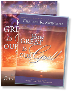 How Great is Our God!   12 CD Series & Bible Companion