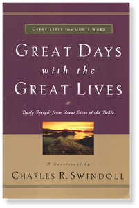 Great Days with the Great Lives.  Paperback Book