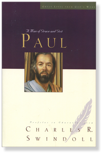 Paul - A Man of Grace and Grit.  Paperback Book