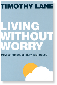 Living Without Worry.  Paperback Book