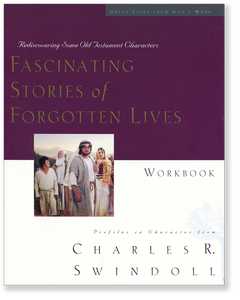 Fascinating Stories of Forgotten Lives.  Workbook
