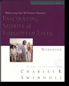 Fascinating Stories of Forgotten Lives.  Workbook