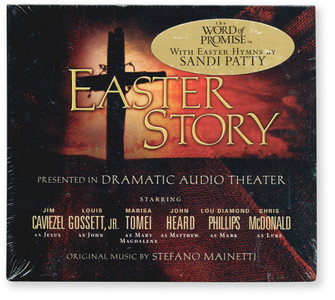 Easter Story.  Audio Theatre Production.  2 CD Set