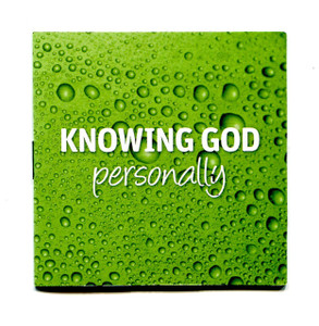 Knowing God Personally.  Booklet