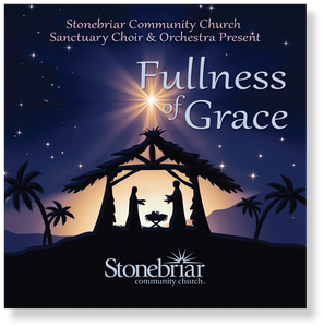 Fullness of Grace.  SCC Christmas Concert.    1 CD