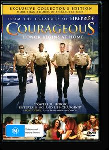 Courageous.  DVD