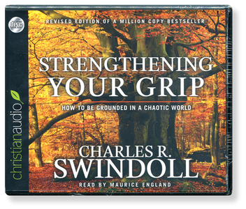 Strengthening Your Grip.  Audio Book