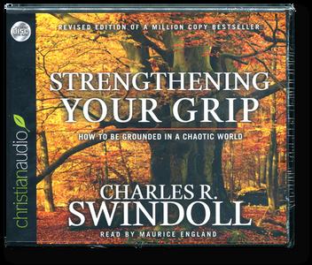 Strengthening Your Grip.  Audio Book