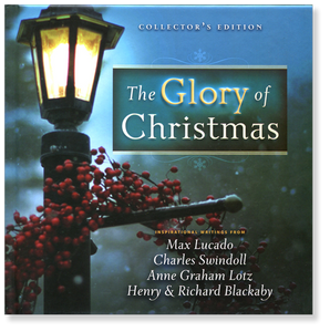 The Glory of Christmas.  Hardback Book