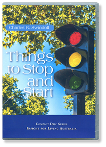 Things To Stop and Start.  9 CD Series