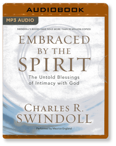Embraced by the Spirit.  MP3 Audio Book