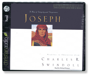 Joseph - A Man of Integrity and Forgiveness.   Audio Book
