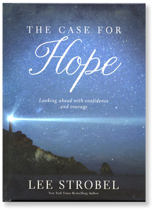 The Case for Hope.  Hardback Book