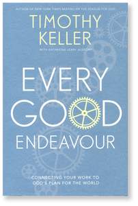 Every Good Endeavour.  Paperback Book