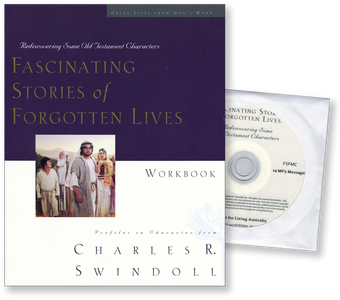 Fascinating Stories of Forgotten Lives Set. 14 MP3 on CD & Workbook
