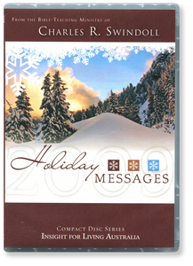 Christmas Message.  4 CD Set