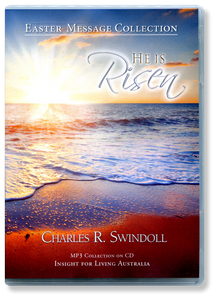 Easter Message Collection:  He is Risen!  10 MP3 on 1 CD