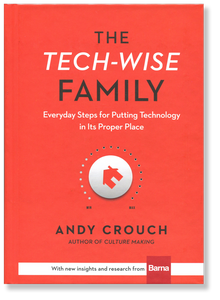 The Tech-Wise Family.  Hardback Book