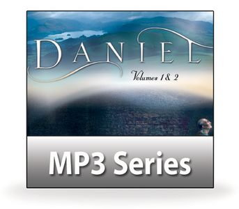 Daniel, Vol 2: God's Plan for the Future.  9 MP3 Series Download