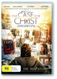 The Case for Christ.  DVD    (2017)