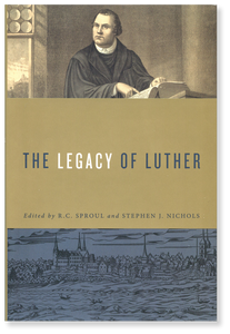 The Legacy of Luther.  Hardcover Book