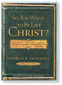 So, You Want to Be Like Christ?   8 CD Series