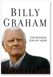 The Reason for My Hope - Salvation.  Hardback Book