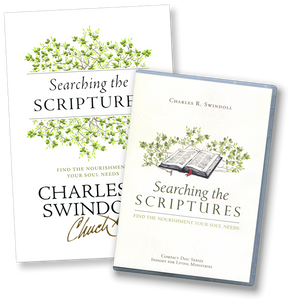 Searching the Scriptures Set.  8 CD Series & Hardback Book